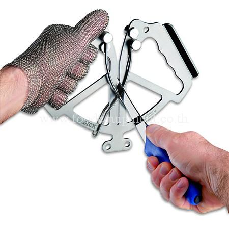 ถุงมือสแตนเลส ถุงมือกันบาด